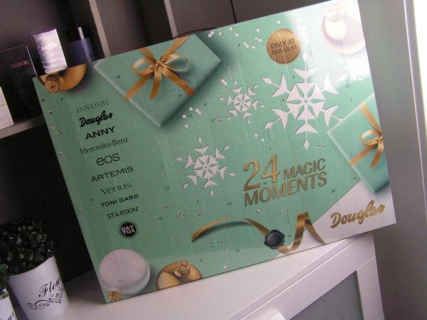 douglas 24 magic moments adventskalender 2016. Black Bedroom Furniture Sets. Home Design Ideas