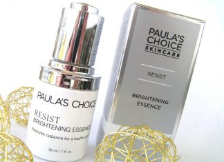 Paula's Choice Brightening Essence review