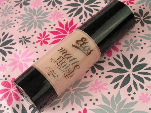 Etos make-up review