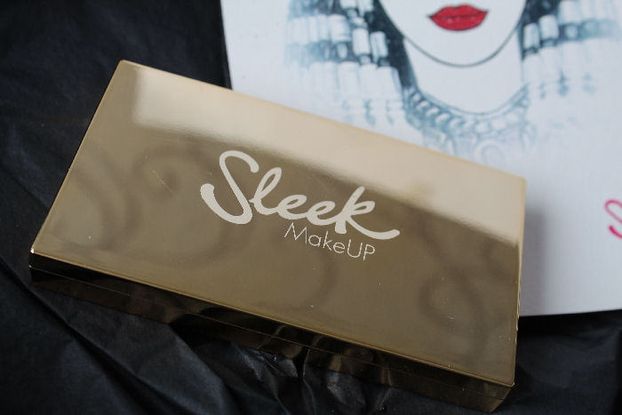 Sleek highlighter review