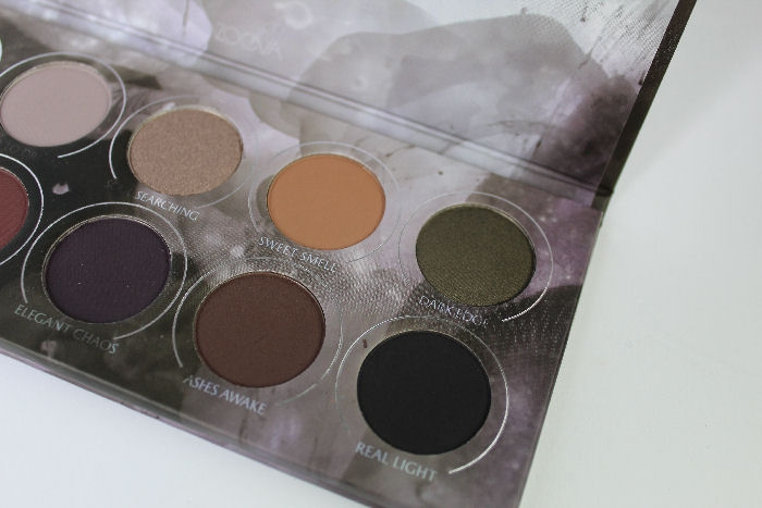 Zoeva palette review
