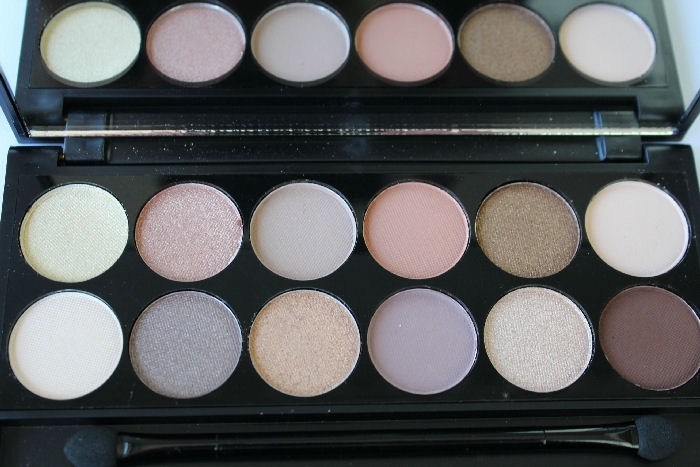 Sleek make-up ervaring