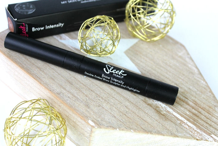Sleek Brow Intensity light review