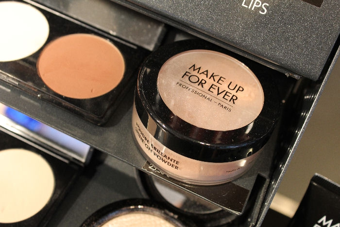 make up for ever review