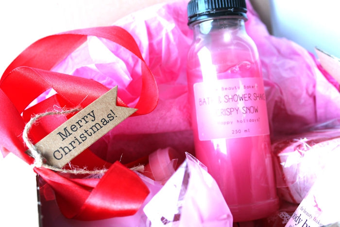 The Beauty Bakery unboxing