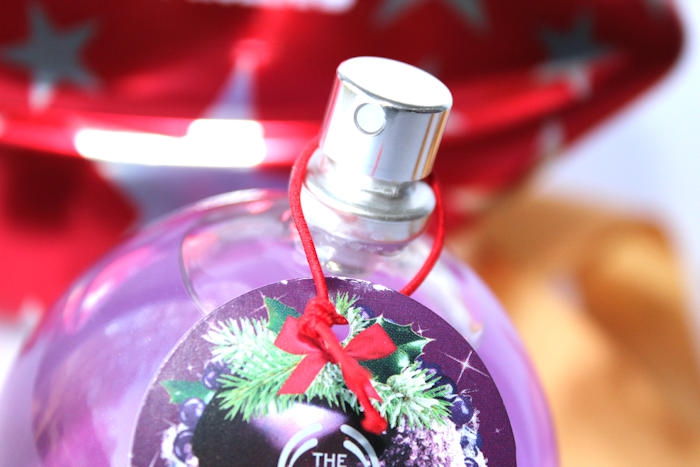 The Body Shop review Play for Peace