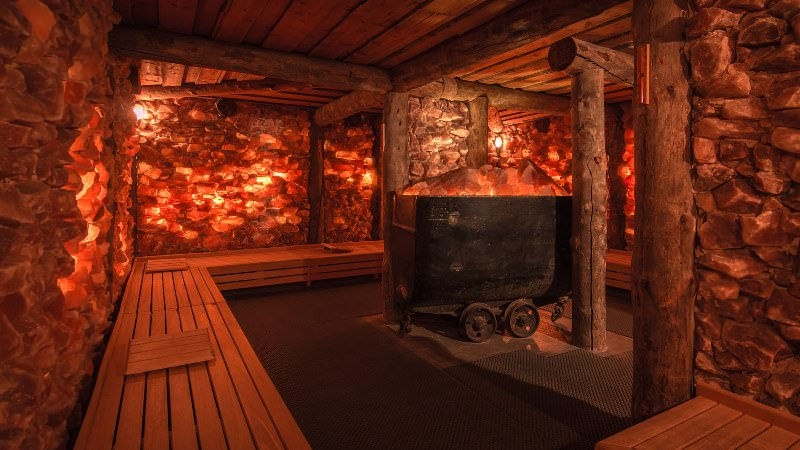 ervaring sauna