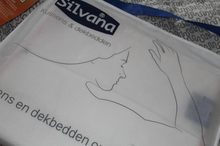 Silvana hoofdkussen review