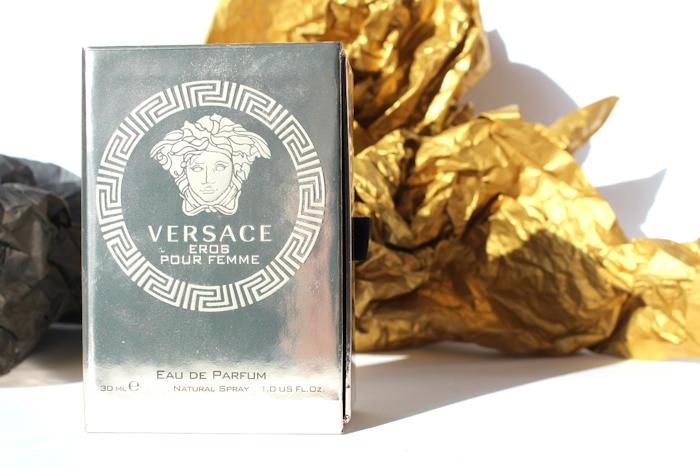 Versace parfum ervaring